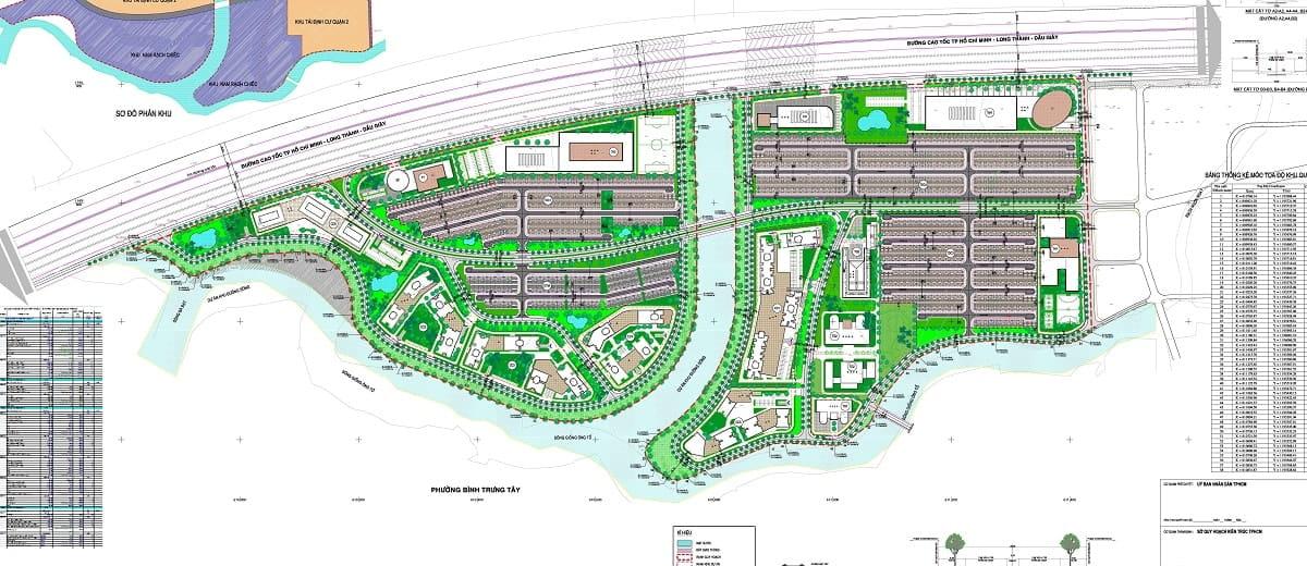 Nam Rạch Chiếc – Thông tin quy hoạch và những dự án nổi bật 2020