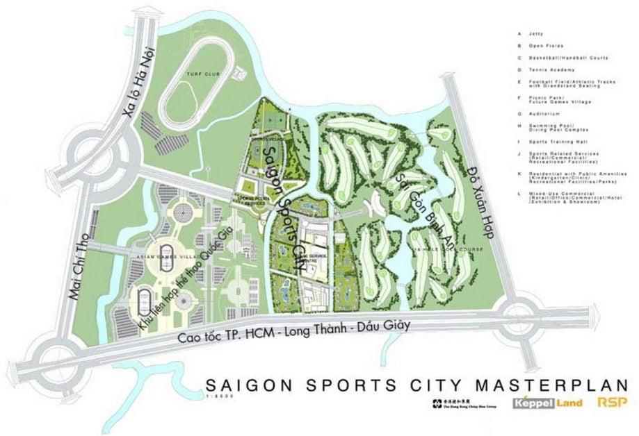 vi tri saigon sports city