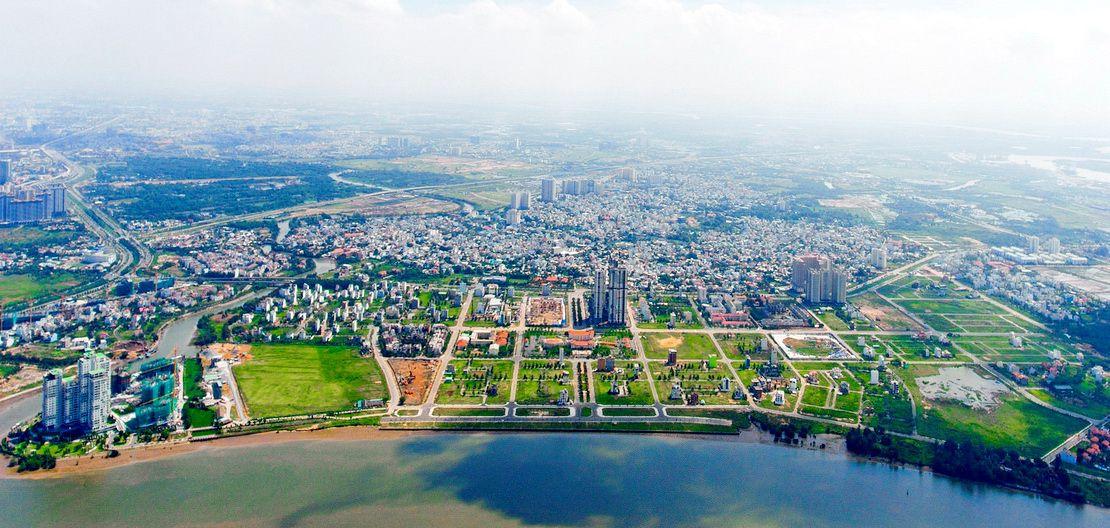 Quy hoạch phường Thạnh Mỹ Lợi & danh sách dự án triển khai 2020