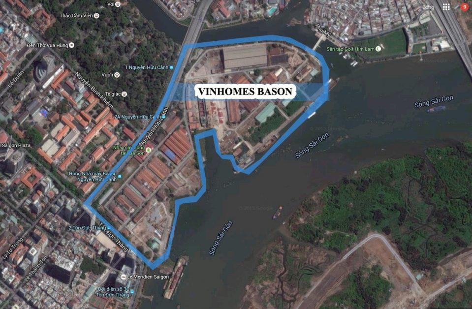 Cảng Ba Son – cập nhật tiến độ quy hoạch mới nhất?