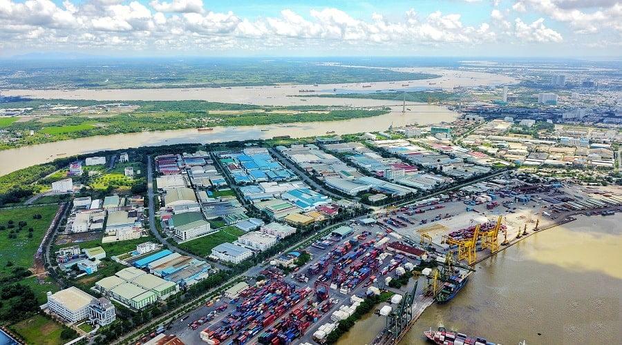 Cảng Tân Thuận khi nào được di dời?