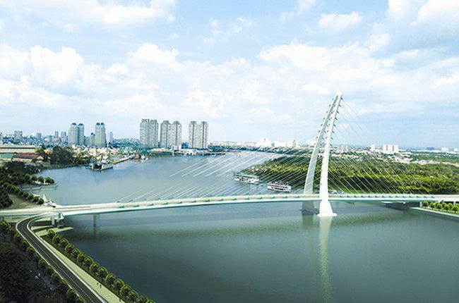 Cầu Thủ Thiêm 2 – Quy hoạch & Tiến độ xây dựng tháng 12/2020