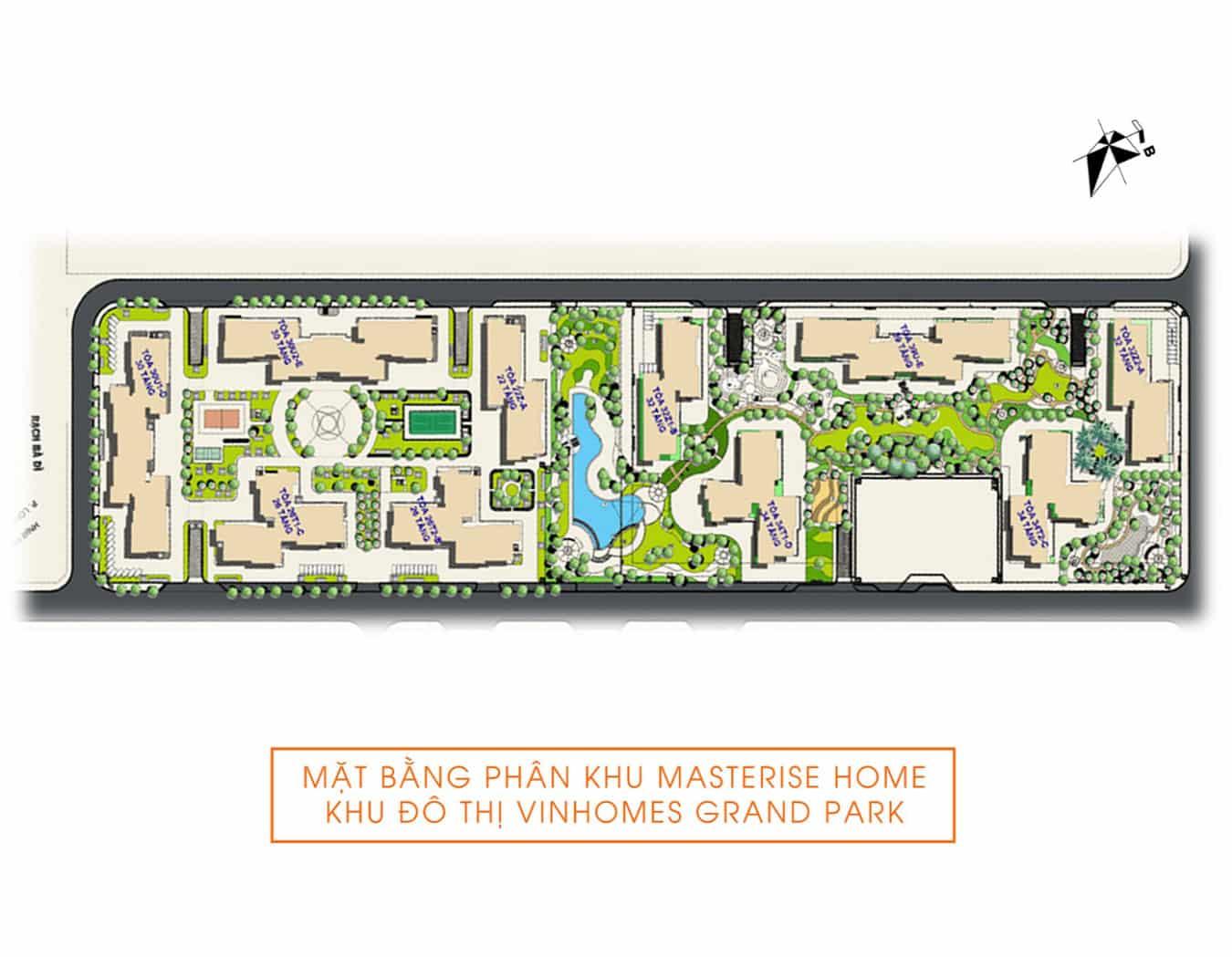 mat bang Masteri Centre Point