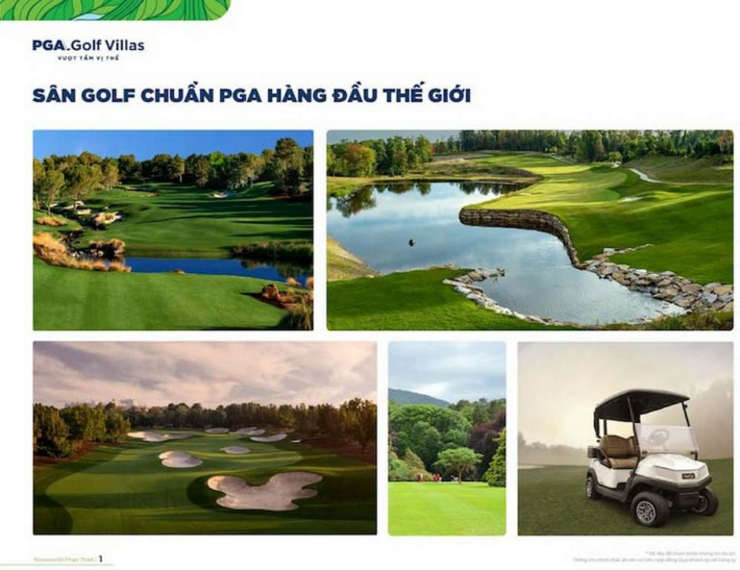 san golf novaworld phan thiet