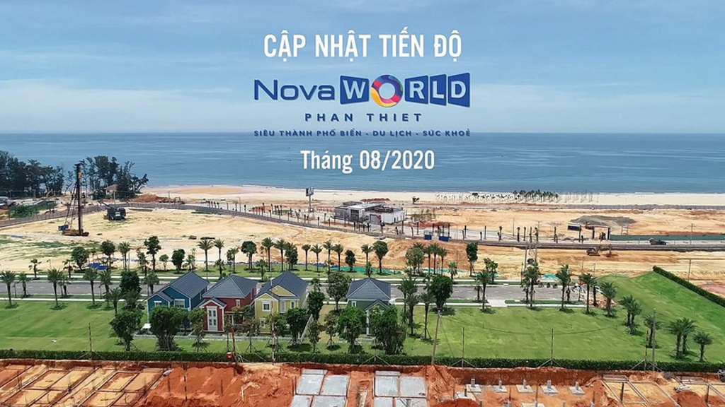 tien do novaworld phan thiet
