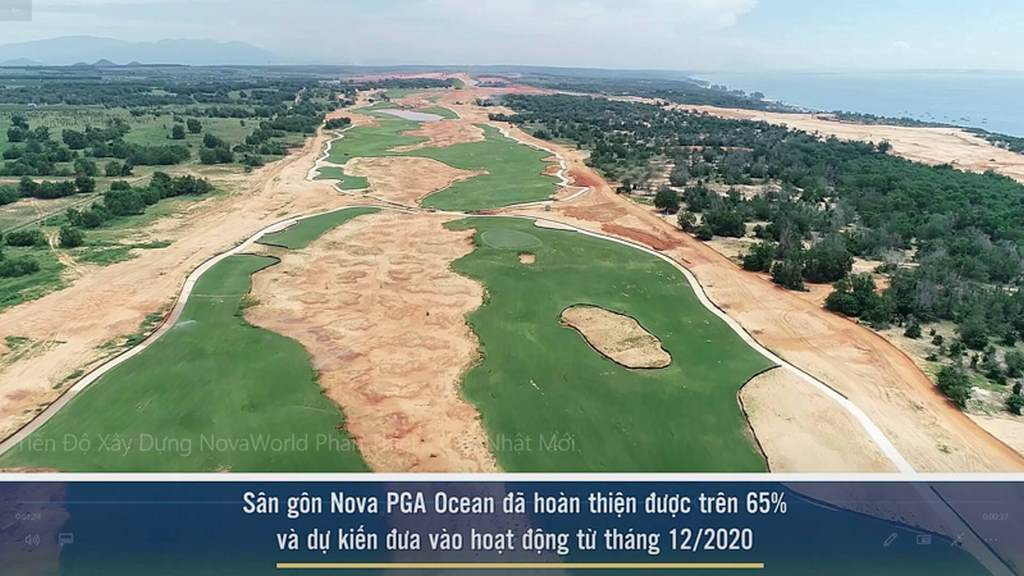 tien do san golf novaworld phan thiet