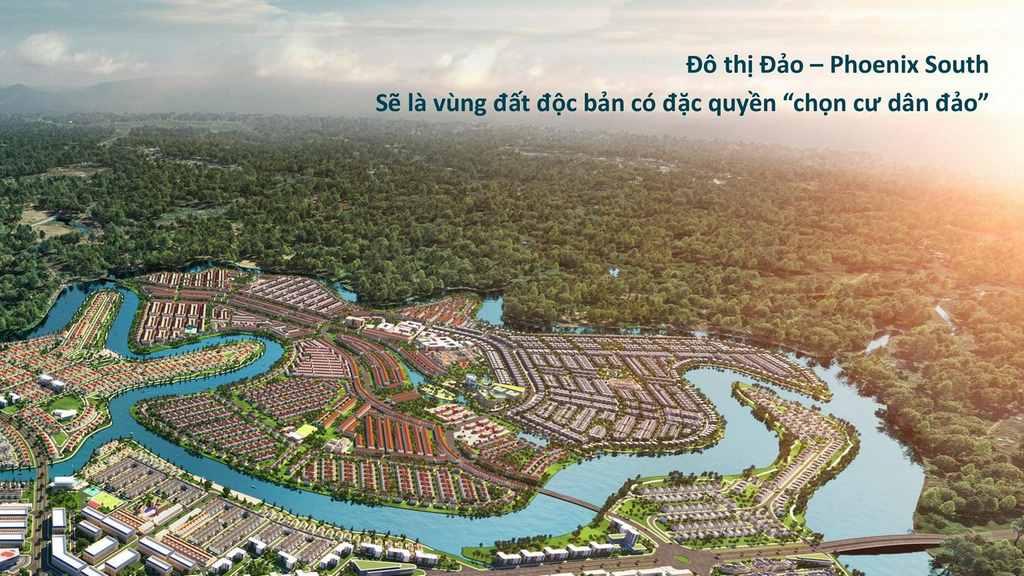 Đảo Phượng Hoàng Aqua City Phoenix South -【5 LÝ DO】nên chọn mua