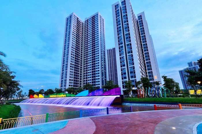 the rainbow vinhomes grand park