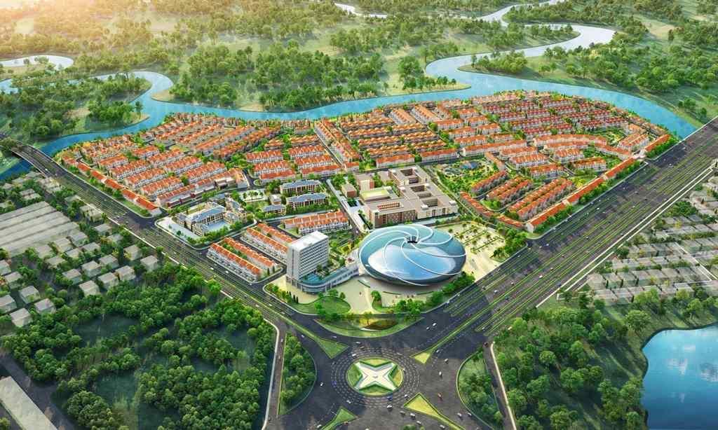 The Valencia Aqua City -【Giá Bán 2021】