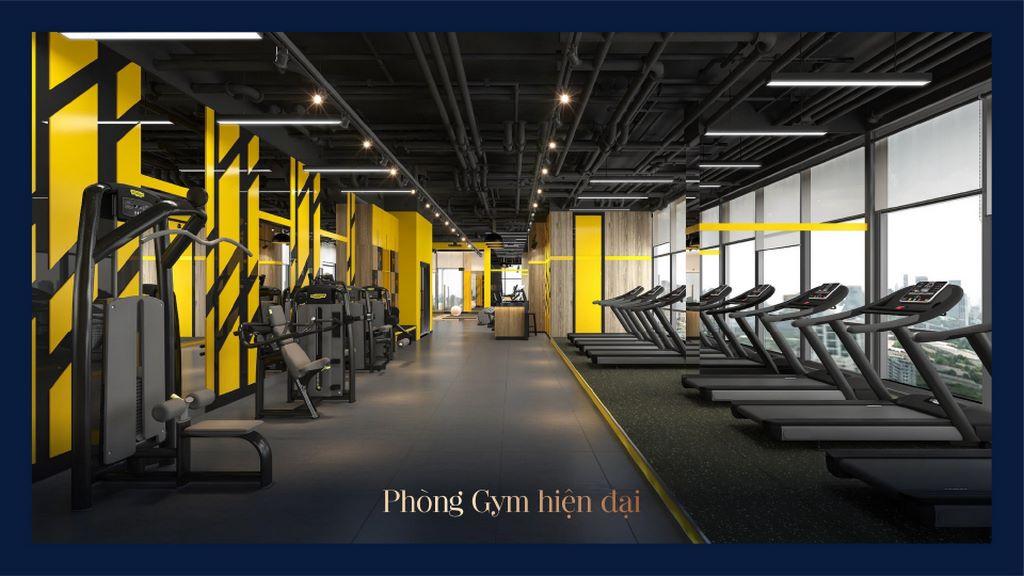 phong gym the grand manhattan