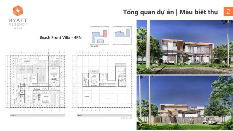 mat bang beachfront villa hyatt regency ho tram