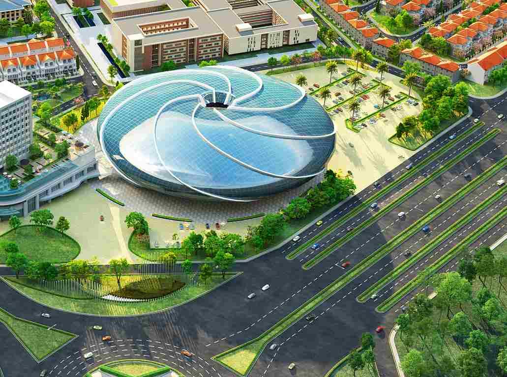 aqua arena tai aqua city
