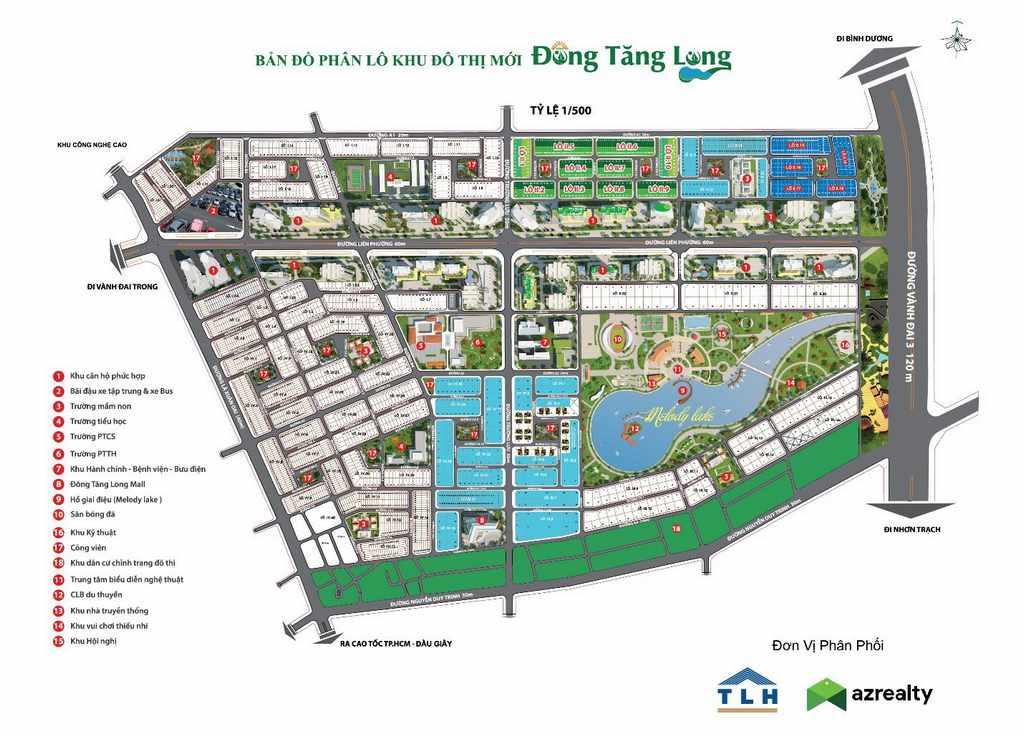 mat bang dong tang long