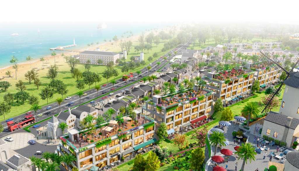 Santa Monica Novaworld Phan Thiết【Bảng giá & Ưu Đãi 2021】