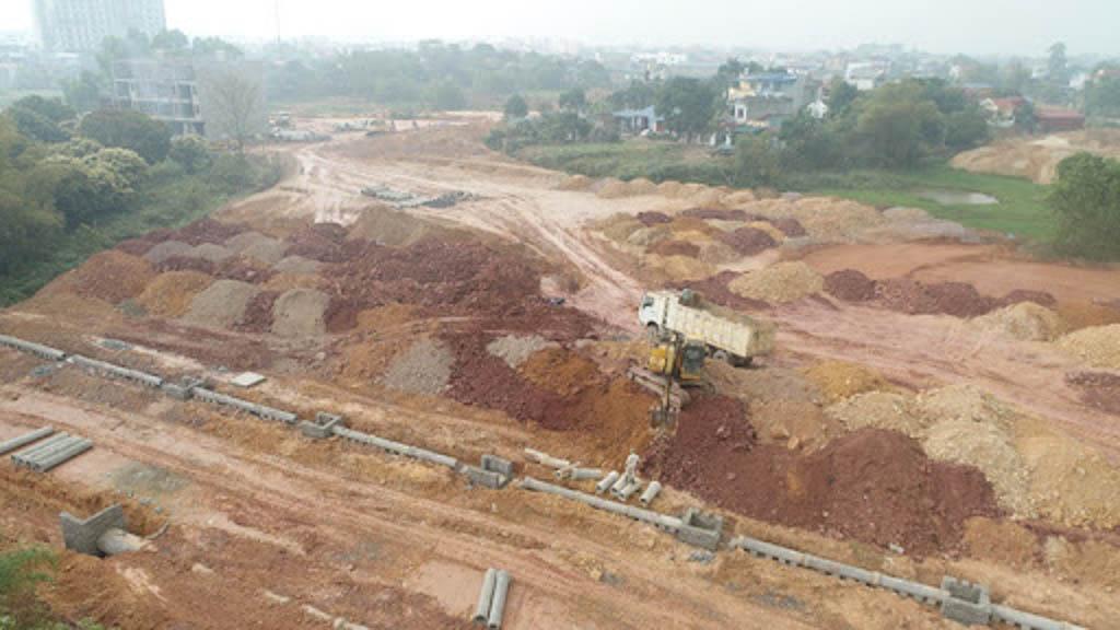 Cập nhật tiến độ Kosy City Beat Thái Nguyên năm 2021